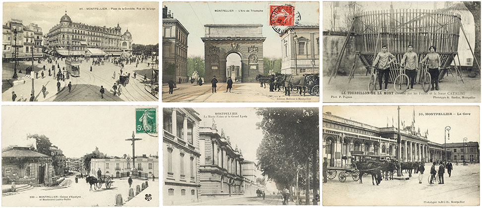 Cartes-postales-anciennes-montpellier